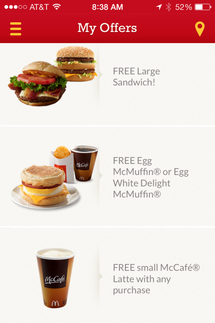 MCDVoice Survey Get Free McDonald Food